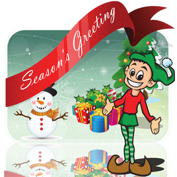 Free christmas message clipart clip royalty free Free christmas greeting clipart - ClipartFox clip royalty free