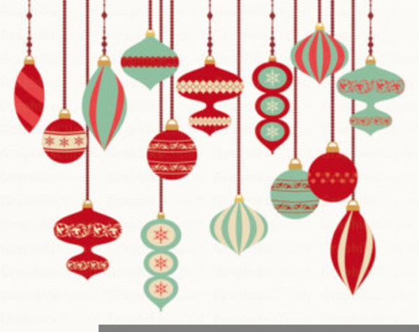 Free christmas ornament clipart images png stock Free Christmas Ornament Clipart Images | Free Images at Clker.com ... png stock