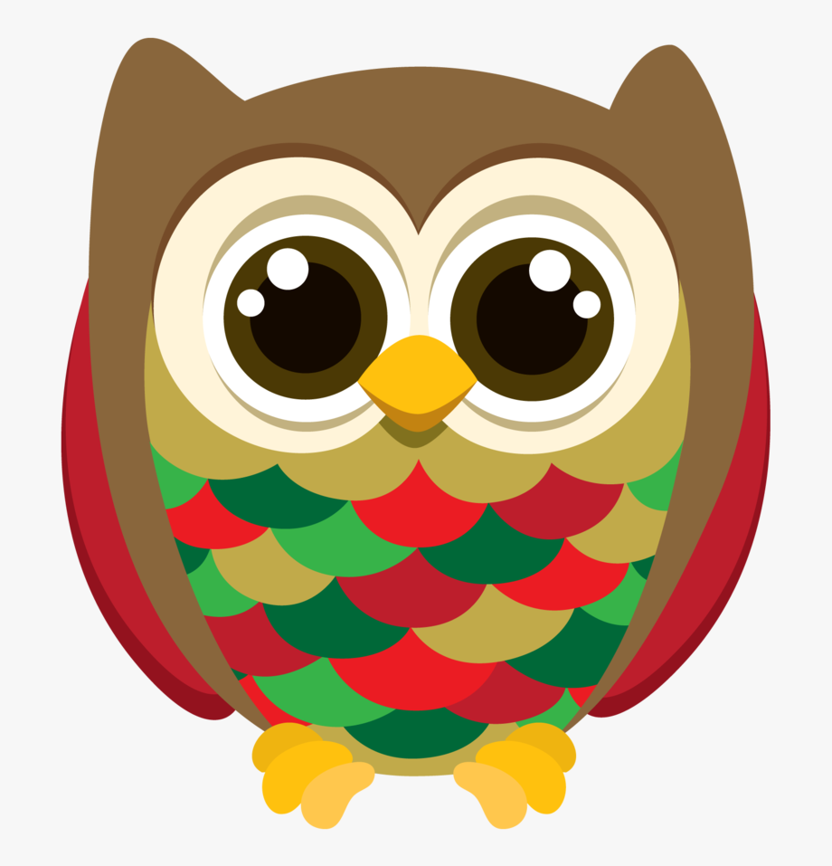 Free christmas owl clipart graphic stock Owls For Kids Christmas Clip Art - Christmas Cards Owl #11939 - Free ... graphic stock