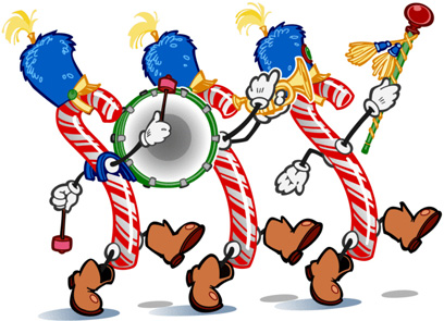 Free christmas parade clipart clip library library Christmas Parade Cliparts - Cliparts Zone clip library library