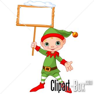 Free christmas photo frame elves clipart svg free CLIPART CHRISTMAS ELF WITH FRAME | clipart | Christmas elf ... svg free