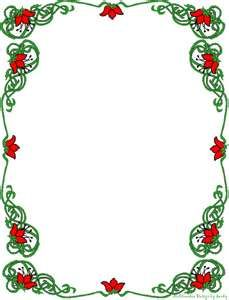 Cliparts download clip art. Free christmas poinsettia border clipart
