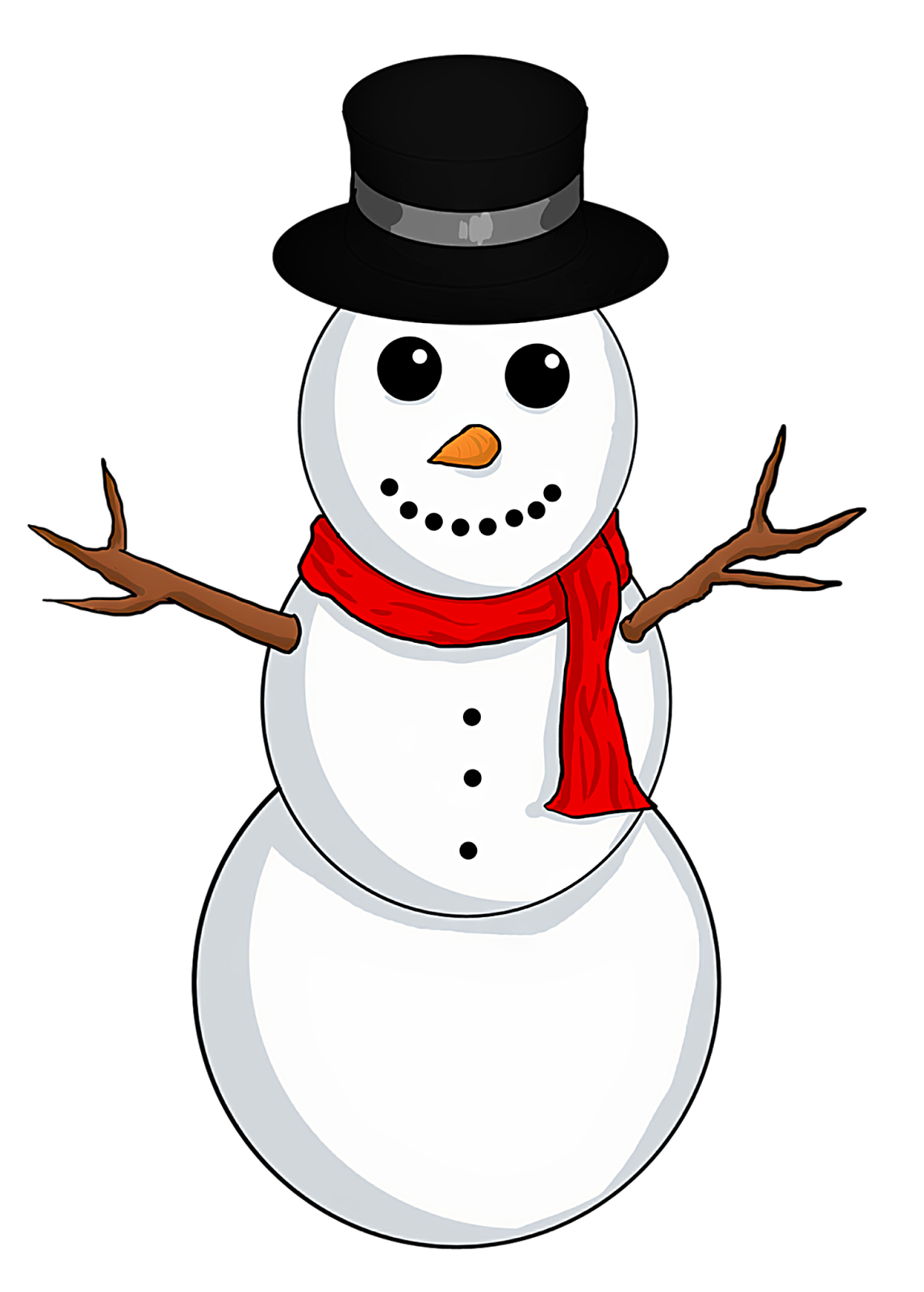 Free Christmas Snowman Clipart, Download Free Clip Art, Free Clip ... graphic free download