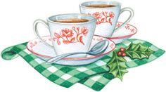 Free christmas tea clipart. Clip art arts for