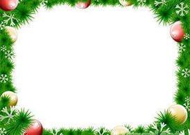 Free christmas wreath border clipart jpg library Free Christmas Wreath Vector Border Clipart and Vector Graphics ... jpg library