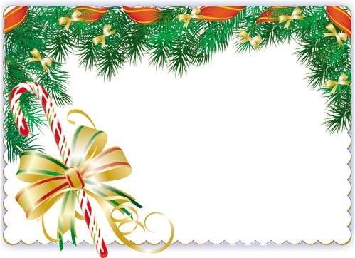 Free christmas wreath border clipart vector free Christmas wreath border free vector download (12,647 Free vector ... vector free