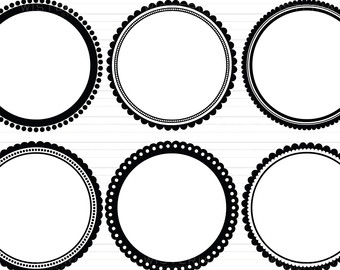 Free circle frame clipart picture download Circle Frame Clip Art | Clipart Panda - Free Clipart Images picture download
