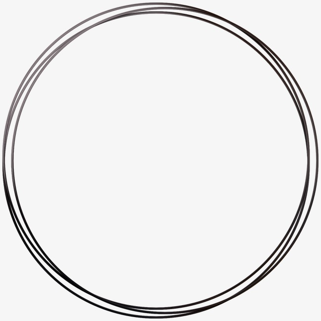 Free circle frame clipart. Round border hoop png