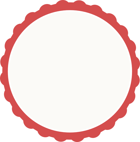 Free circle frame clipart svg stock Scalloped Circle Frame Clipart - Free Clip Art Images - Cliparts.co svg stock