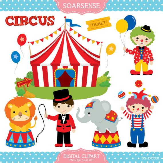Circus clipart free download vector transparent Free Circus Cliparts, Download Free Clip Art, Free Clip Art on ... vector transparent