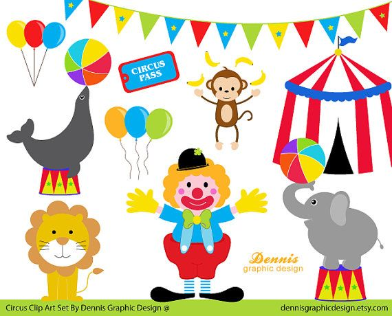 Free circus clipart images clipart transparent stock Free Circus Theme Cliparts, Download Free Clip Art, Free Clip Art on ... clipart transparent stock