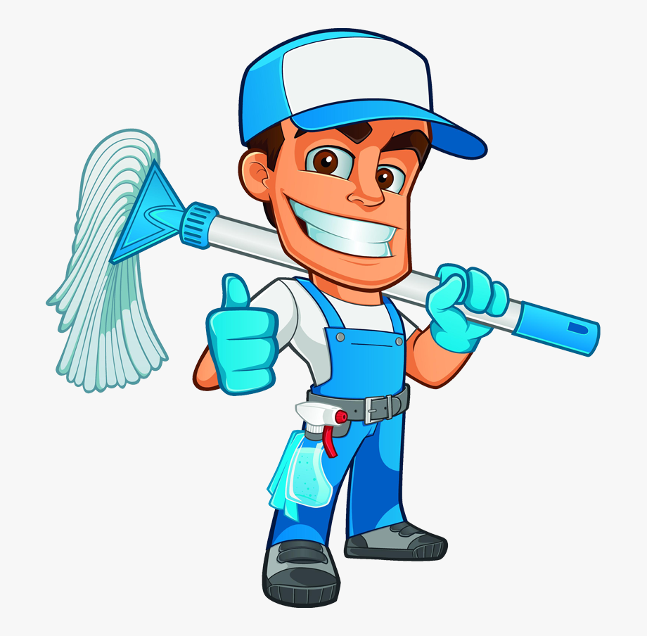Free cleaning clipart svg download Cleaning Clipart Worker - Window Cleaning Clip Art , Transparent ... svg download