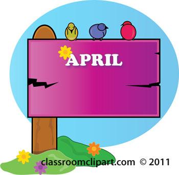 Free clip art april picture transparent library April 20clipart | Clipart Panda - Free Clipart Images picture transparent library