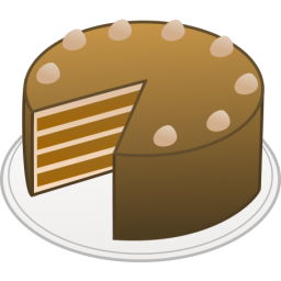 Free clip art cake