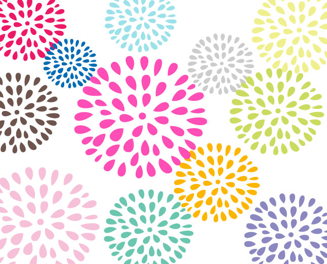 Free clip art flowers clipart black and white library Free clipart flowers - ClipartFest clipart black and white library