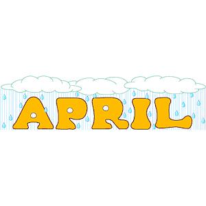 Free clip art for april clip art download Best April Clip Art #3060 - Clipartion.com clip art download