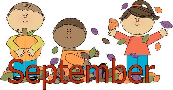 Free clip art for september banner freeuse stock Free clipart for september - ClipartFest banner freeuse stock