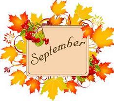 Free clip art for september svg library download Free September Clipart svg library download