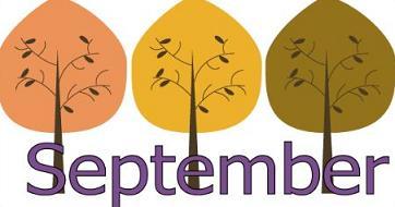 Free clip art for september banner free download Free September Clipart banner free download
