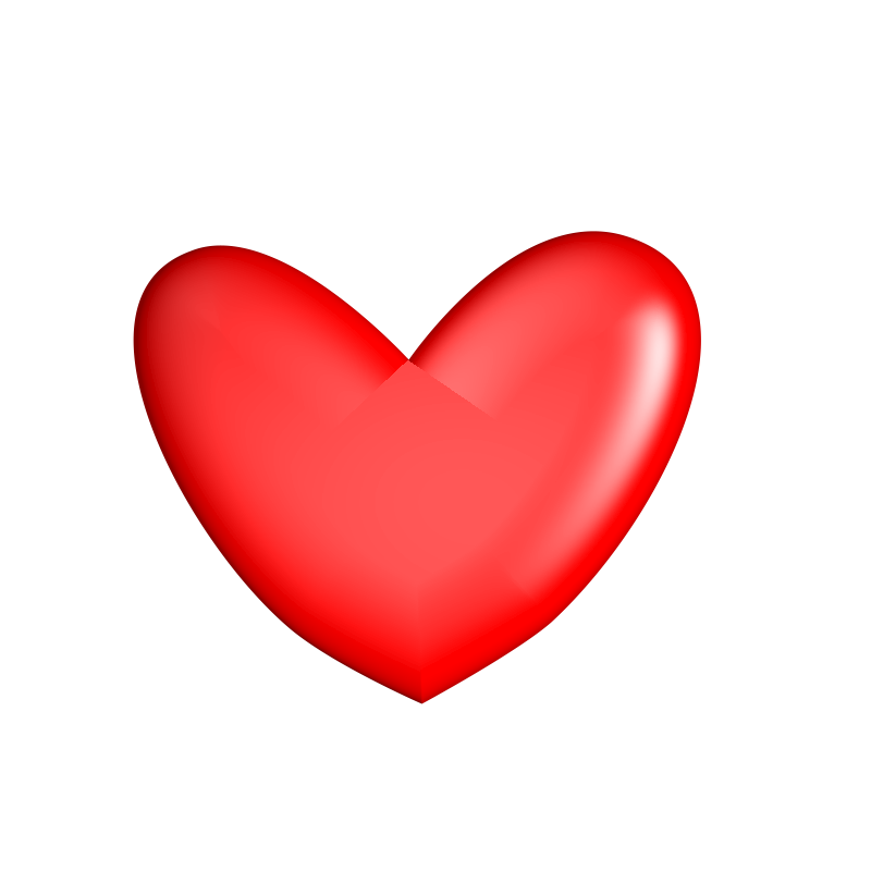 Heart with arrow clipart black and white image royalty free download Free clip art heart - ClipartFest image royalty free download