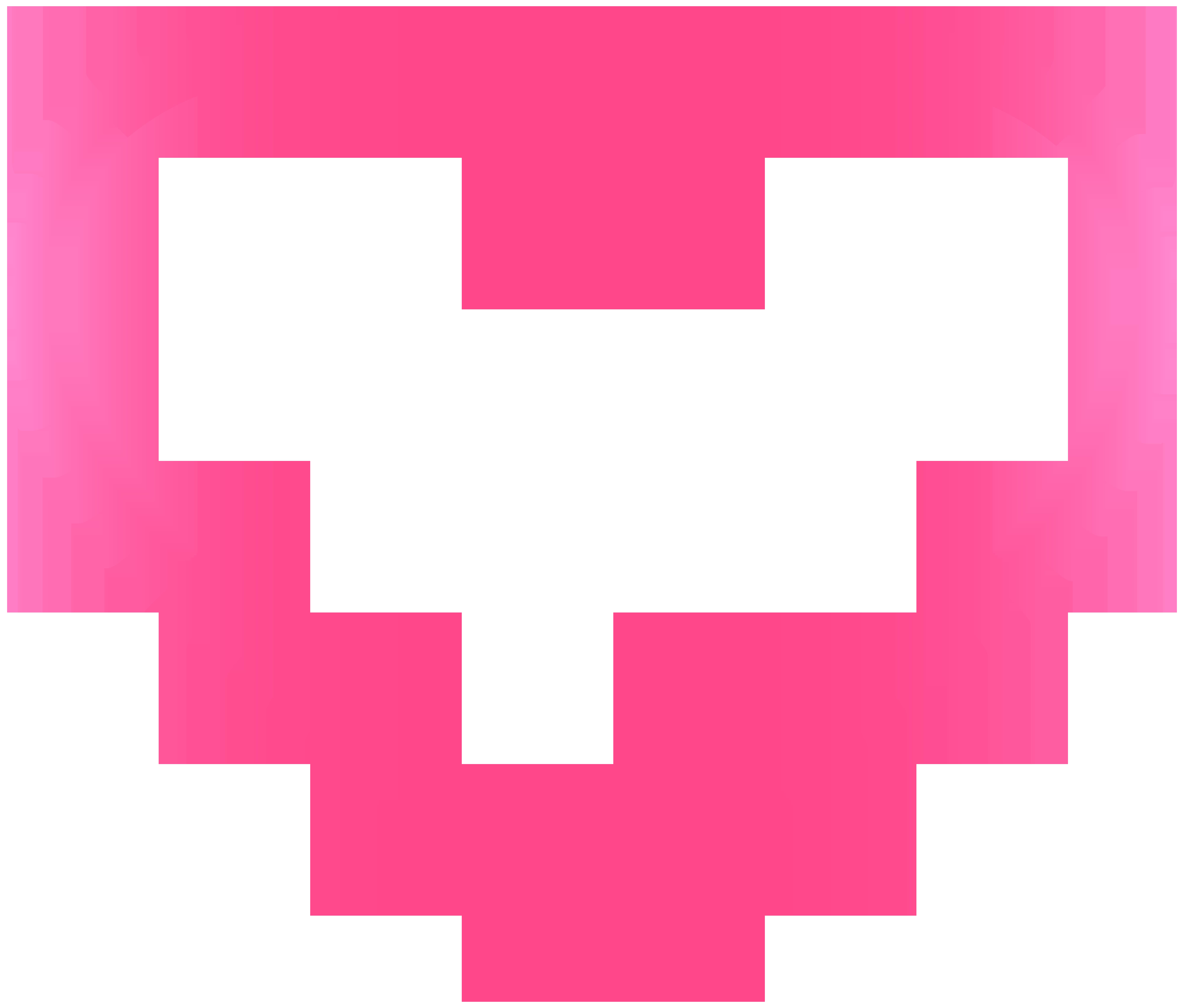 Pink heart border clipart jpg download Pink Heart Border Frame Transparent PNG Clip Art | Gallery ... jpg download