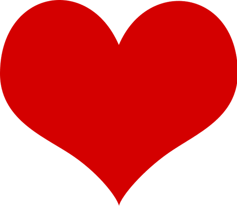 Free clip art of hearts