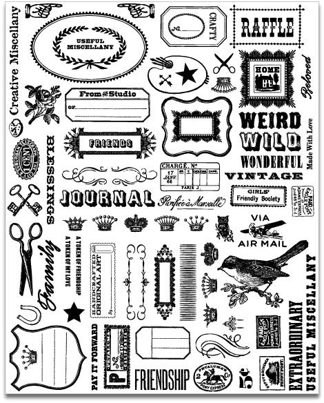 Free clip art printables clip art royalty free library 17 Best images about Free Printable Collage Sheets on Pinterest ... clip art royalty free library