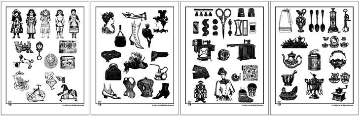 Free clip art printables