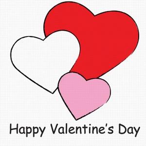 Free clip art valentines hearts clip free stock Valentine Day Clip Art Free & Valentine Day Clip Art Clip Art ... clip free stock