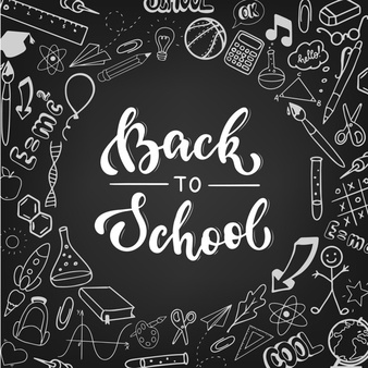 Free clipart 1st day of school black chalk board images graphic royalty free download Chalkboard Background Vectors, Photos and PSD files | Free Download graphic royalty free download