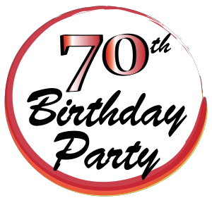 Free clipart 70th birthday graphic transparent 70th Birthday Clip Art | Free Clip Art graphic transparent