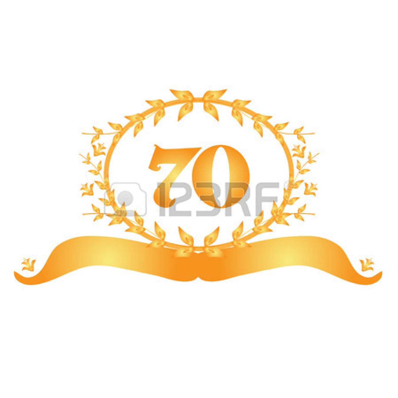 Free clipart 70th birthday png royalty free library 70th Clipart - Clipart Kid png royalty free library
