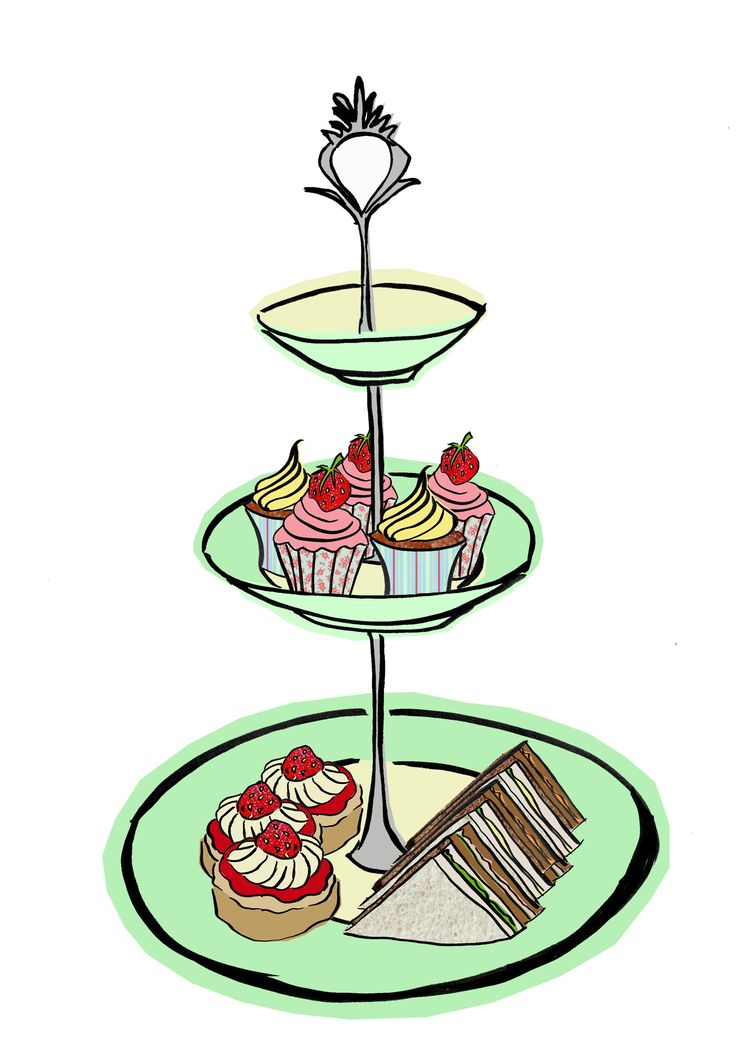 Free clipart afternoon tea banner freeuse library Afternoon tea clipart 8 » Clipart Station banner freeuse library