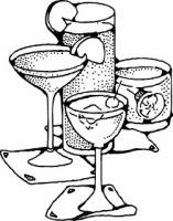 Graphics images and photos. Free clipart alcohol