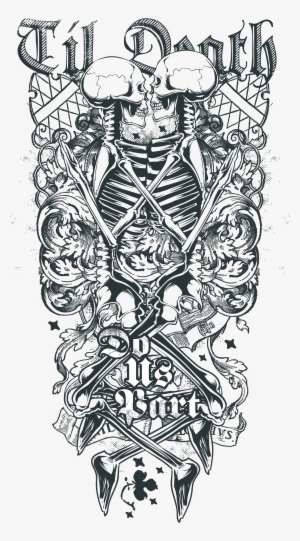 Free clipart and photos tattoos half sleeve. Tattoo png images cliparts