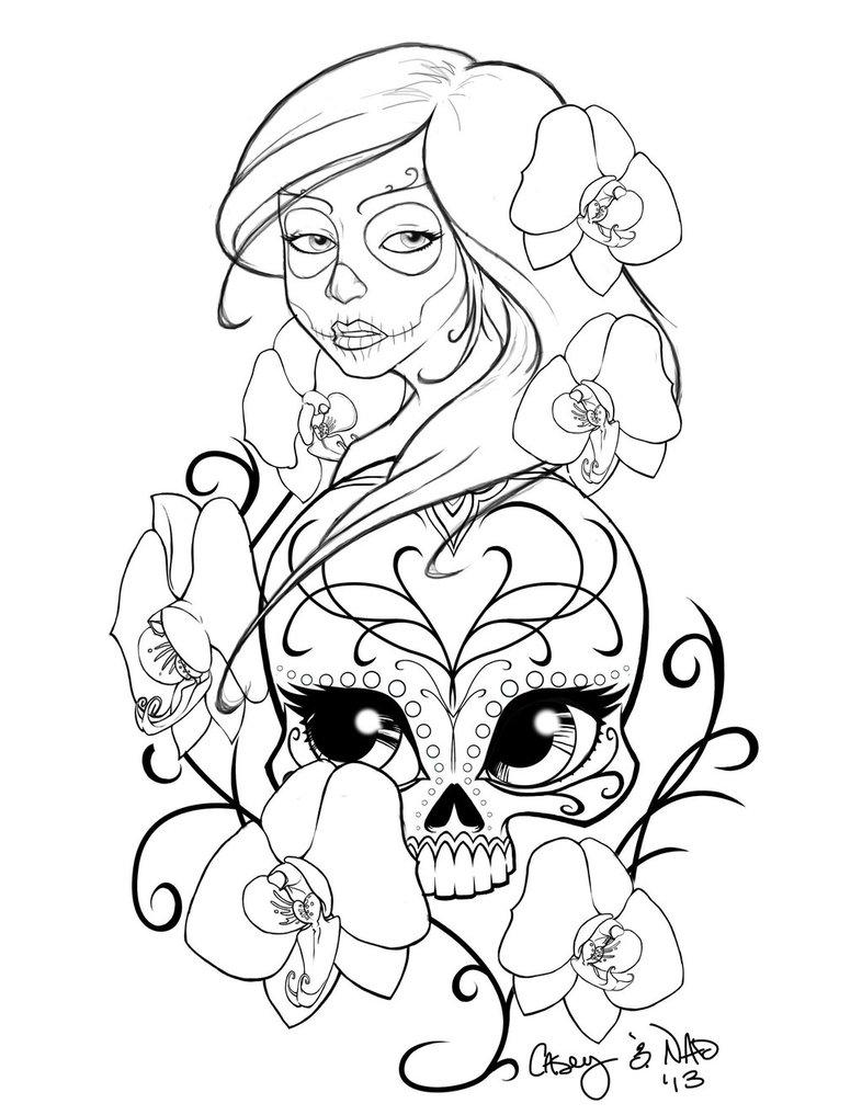 Skull tattoo ideas panda. Free clipart and photos tattoos half sleeve