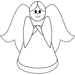 Free clipart angels image library library 54+ Free Clipart Angels | ClipartLook image library library