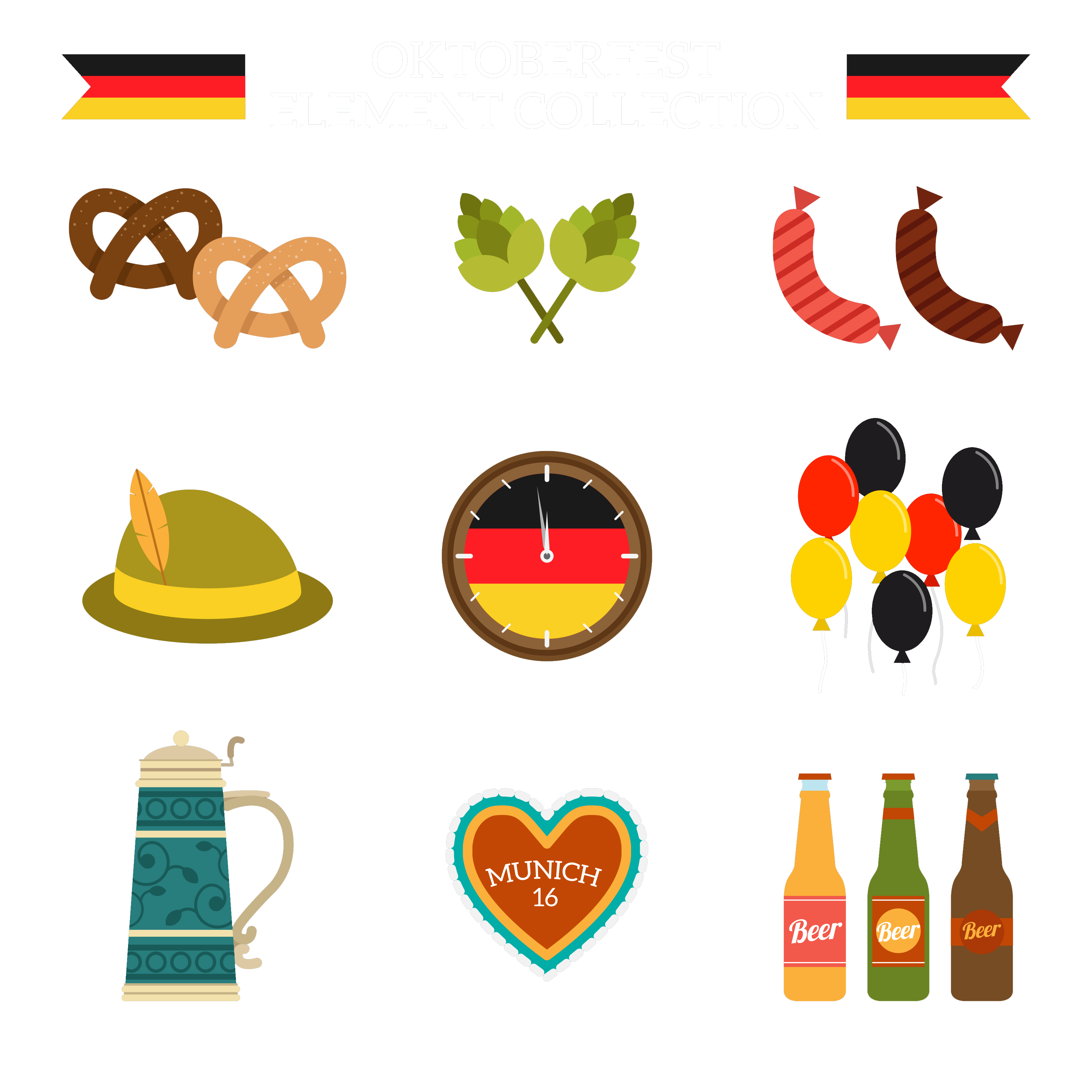 Free clipart apple beer image library stock Oktoberfest Beer Clip art - Oktoberfest element 3333*3333 transprent ... image library stock