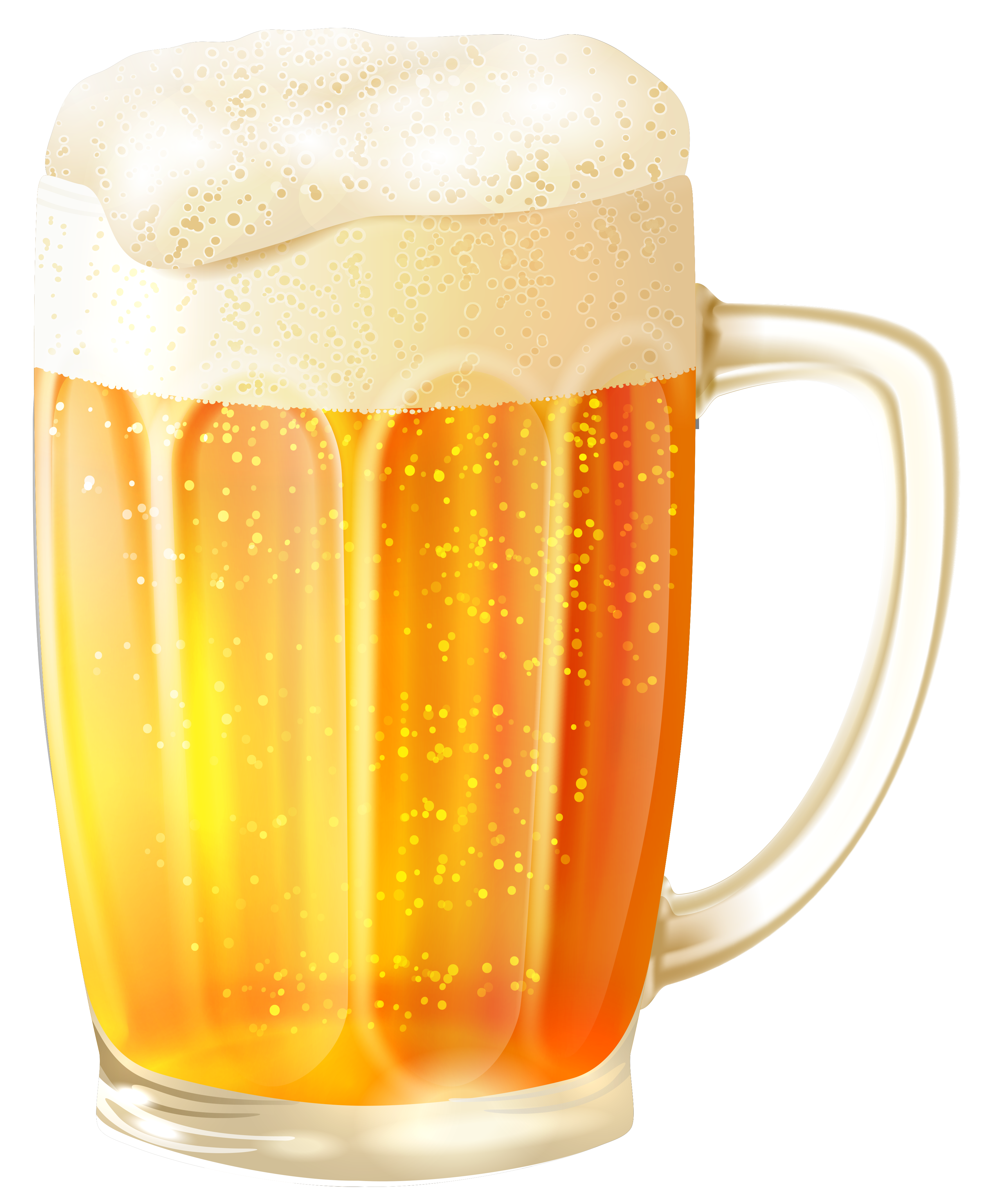 Free clipart apple beer png transparent stock Mug with Beer PNG Vector Clipart Image | Gallery Yopriceville ... png transparent stock