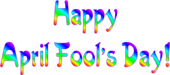 Free clipart april fools day