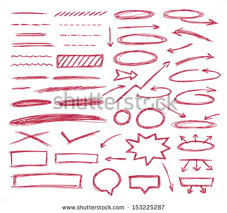 Free clipart arrow pointing left drawn picture royalty free download Crayon Arrow Pointing Left Clipart - Clipart Kid picture royalty free download