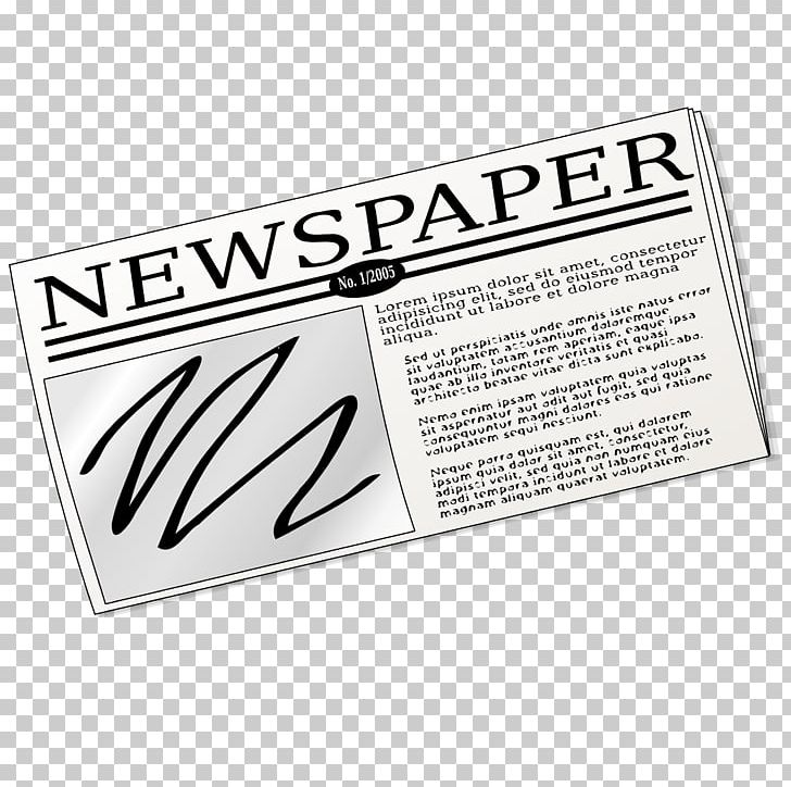 Free clipart article banner royalty free Free Newspaper PNG, Clipart, Article, Brand, Clip Art, Free Content ... banner royalty free