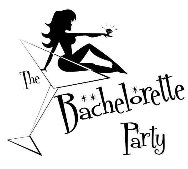 Free clipart bachelorette party svg Bachelorette Party Silhouette Clip Art free image svg