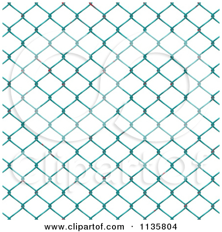 Free clipart background patterns clip free library Clipart of a 3d Chainlink Fence Background with a Panel - Royalty ... clip free library