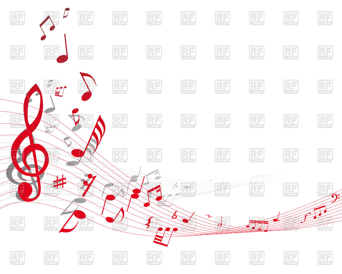 Free clipart background patterns music notes picture transparent download Red musical notes background Vector Image #83333 – RFclipart picture transparent download
