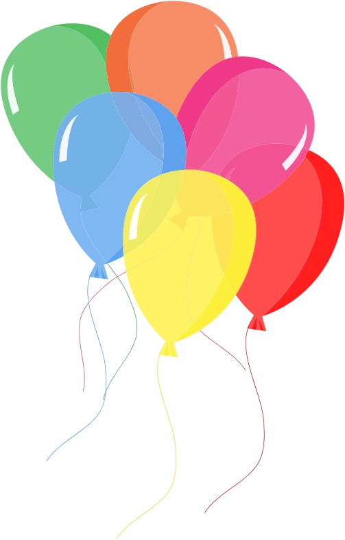 Free clipart balloons party png free Party Balloon Clipart   Free download best Party Balloon Clipart on ... png free
