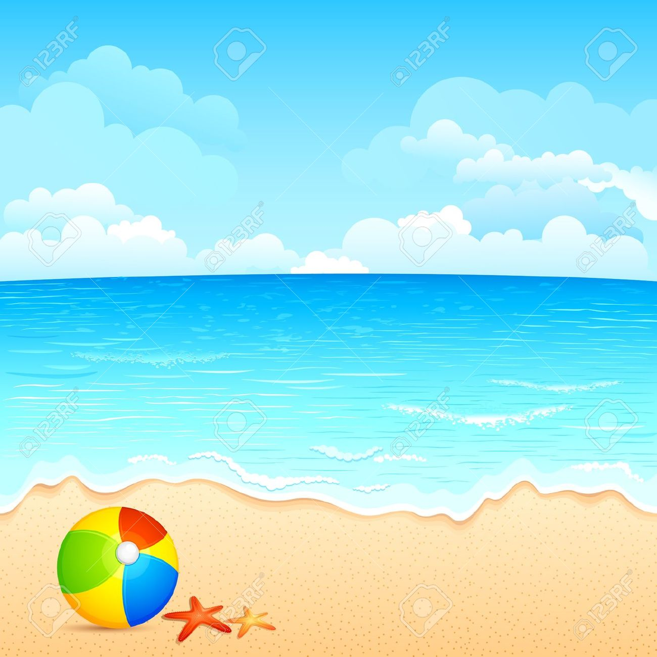Free clipart beach scenes royalty free download Free Beach Scene Cliparts, Download Free Clip Art, Free Clip Art on ... royalty free download