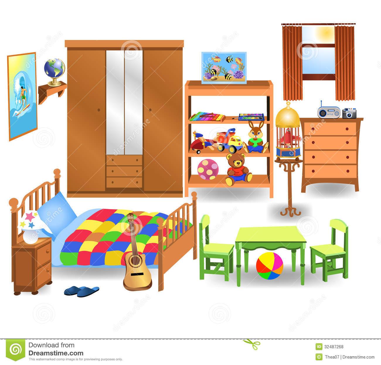 clipartlook. Free clipart bedroom