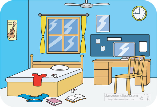Cleaning cliparts download clip. Free clipart bedroom
