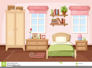 Free clipart bedroom. Master images at clker